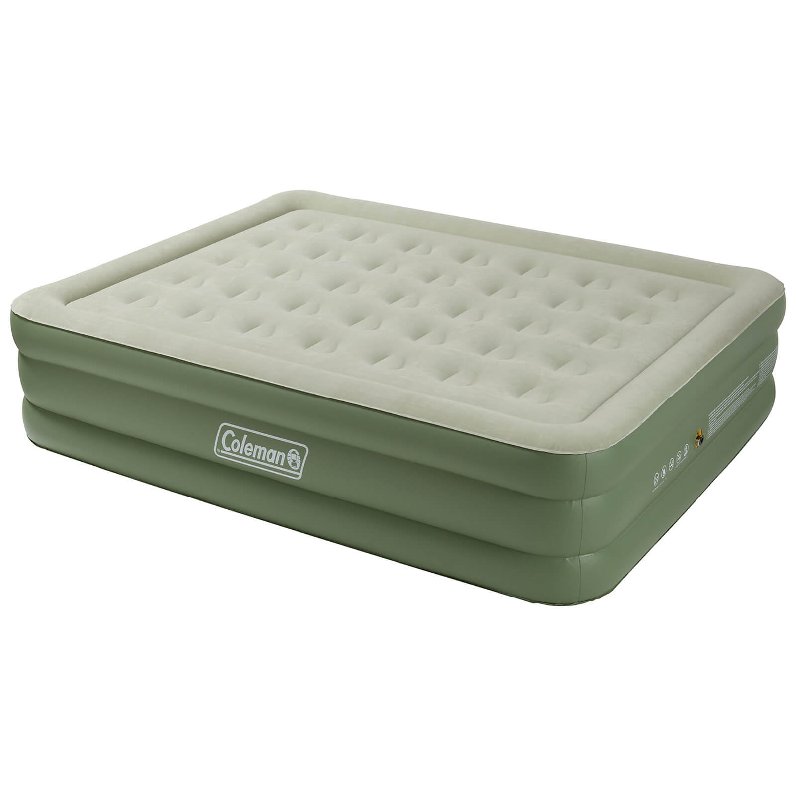 Coleman Raised Airbed - King