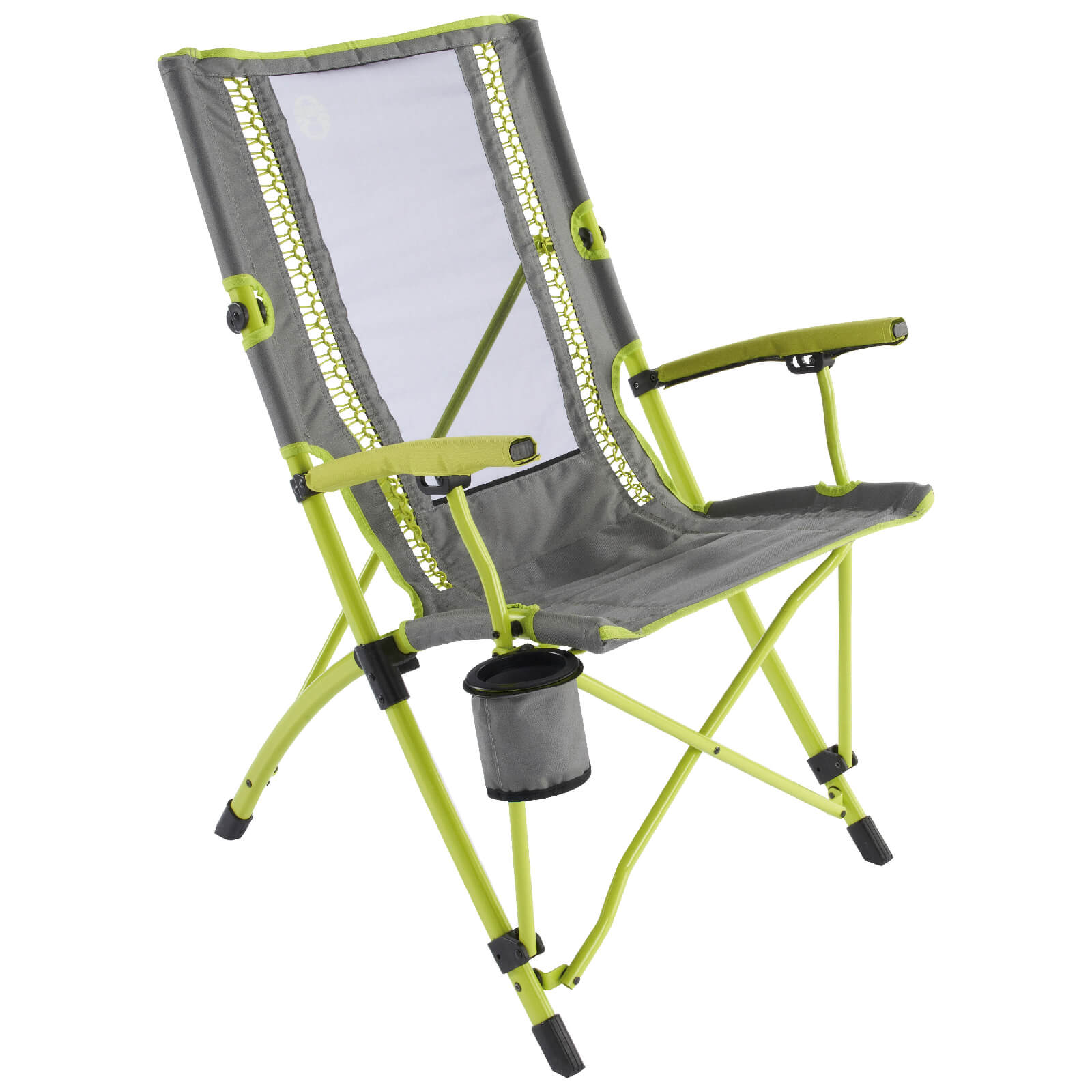 Coleman Bungee Interlock Sling Chair - Lime