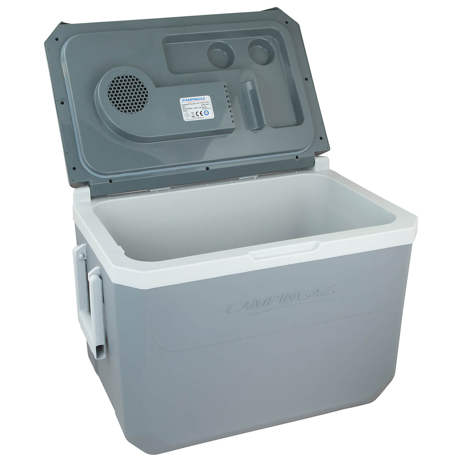 Campingaz Powerbox Plus Cooler - 12/230V 36L Homeware   Zavvi