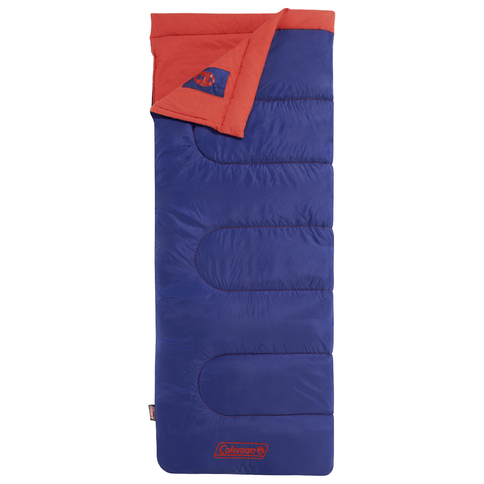 Coleman Heaton Peak Sleeping Bag - Junior