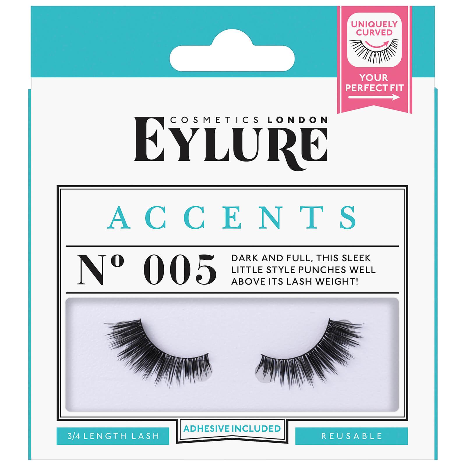 e53586f2ee0 Eylure Accent No.005 Eyelashes | Free Shipping | Lookfantastic