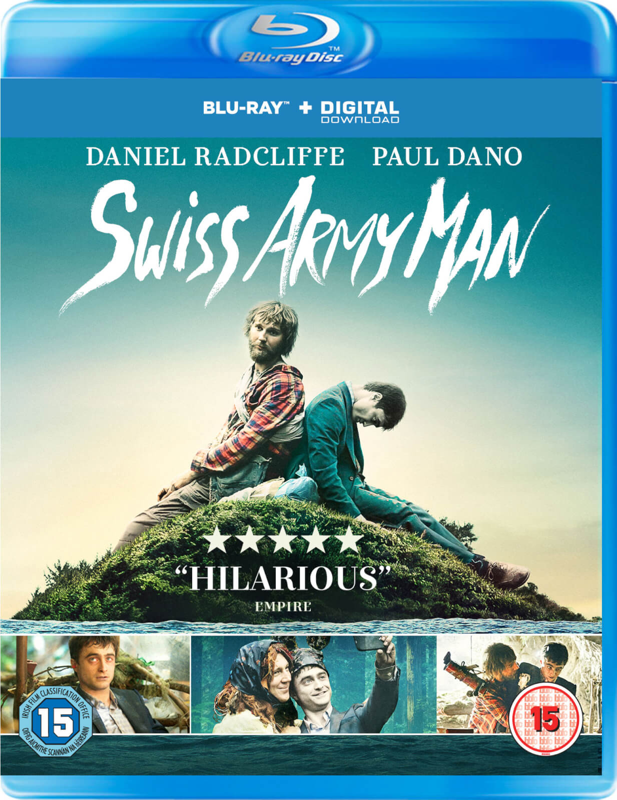 Swiss Army Man (Includes UV Copy)