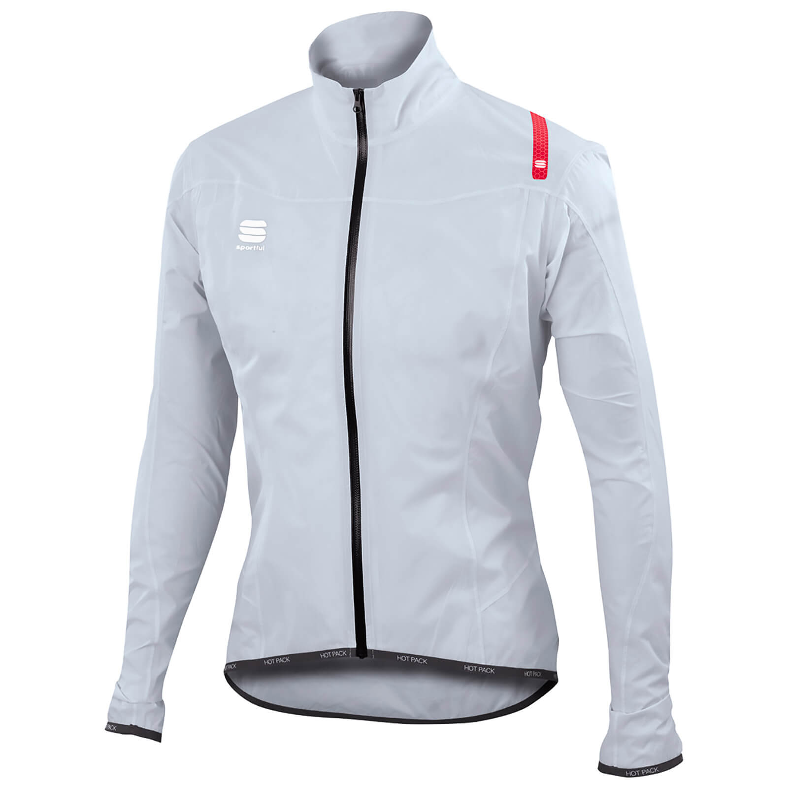 Sportful Hot Pack NoRain Ultra Light Jacket - Silver