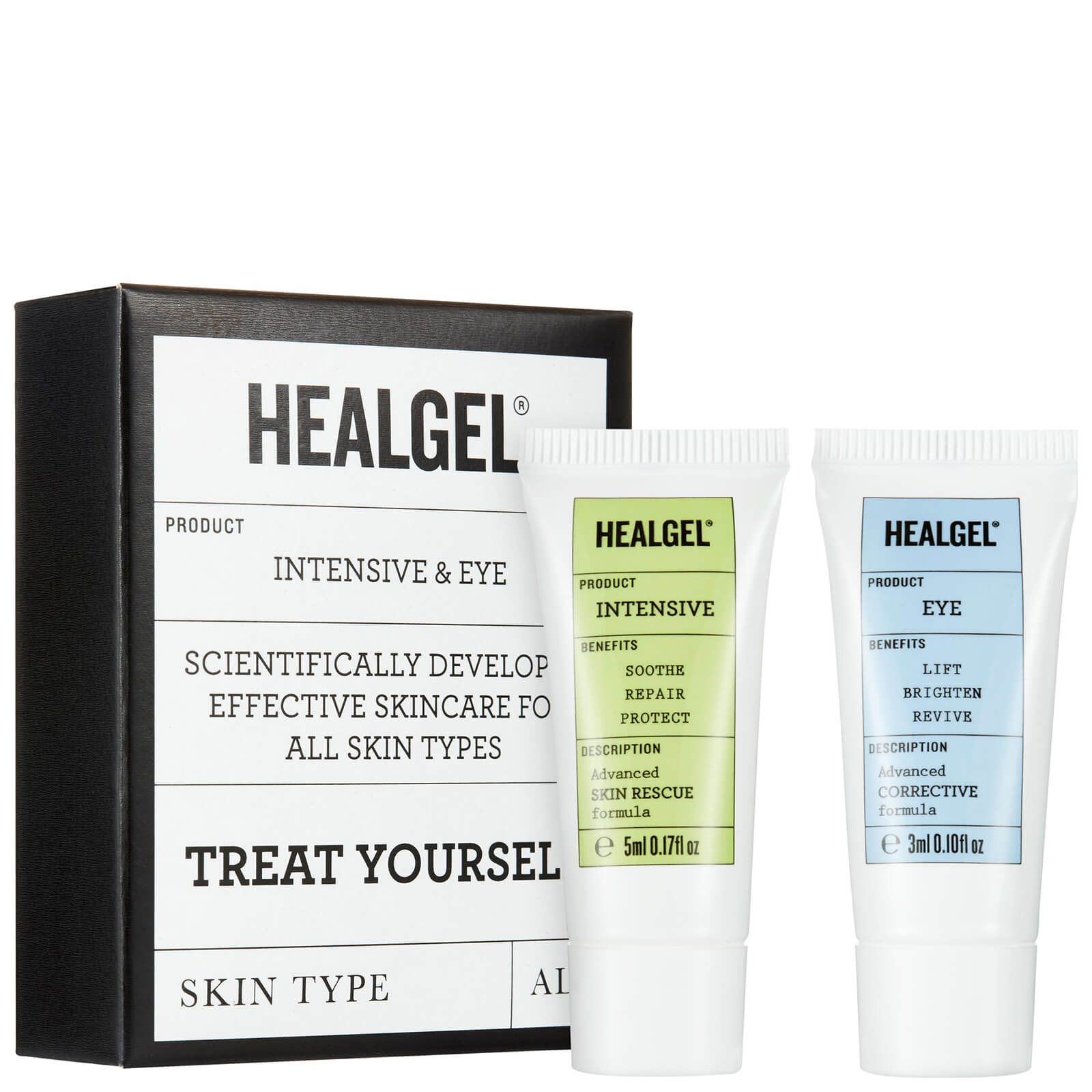 c361462869e HealGel Sample Box | Free Shipping | Lookfantastic