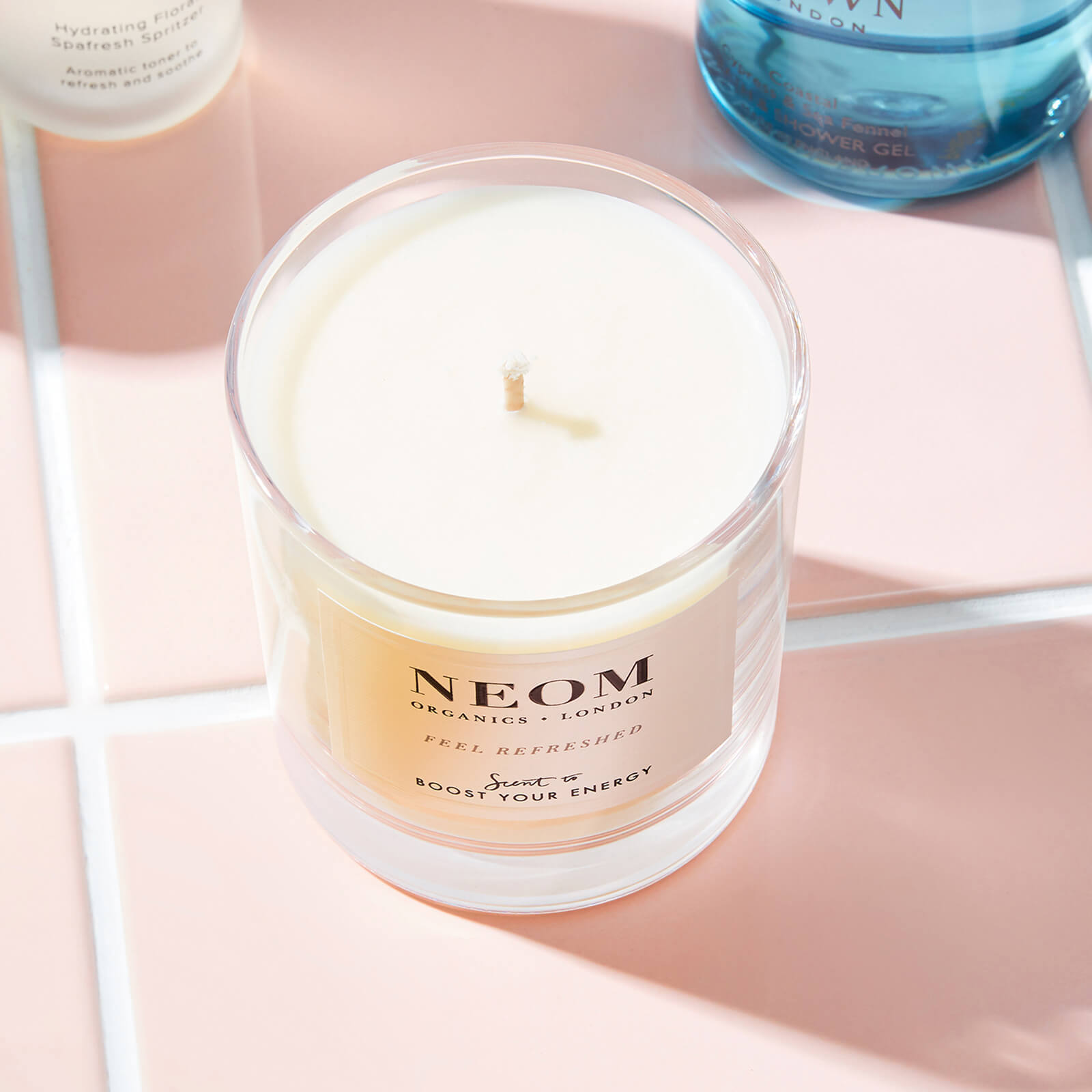NEOM Scent to Boost Your Energy Candle