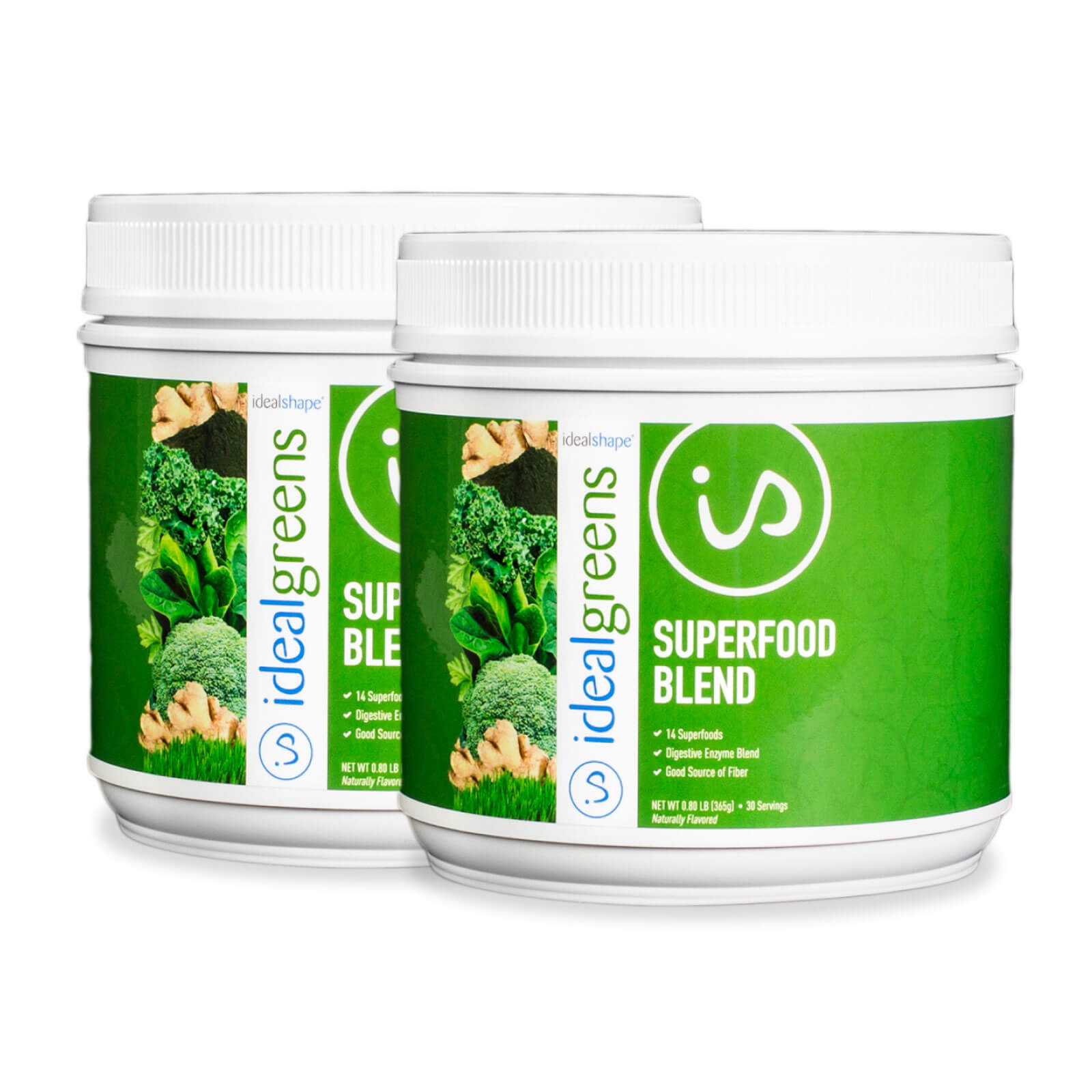 IdealGreens Superfood Blend 2 Tubs