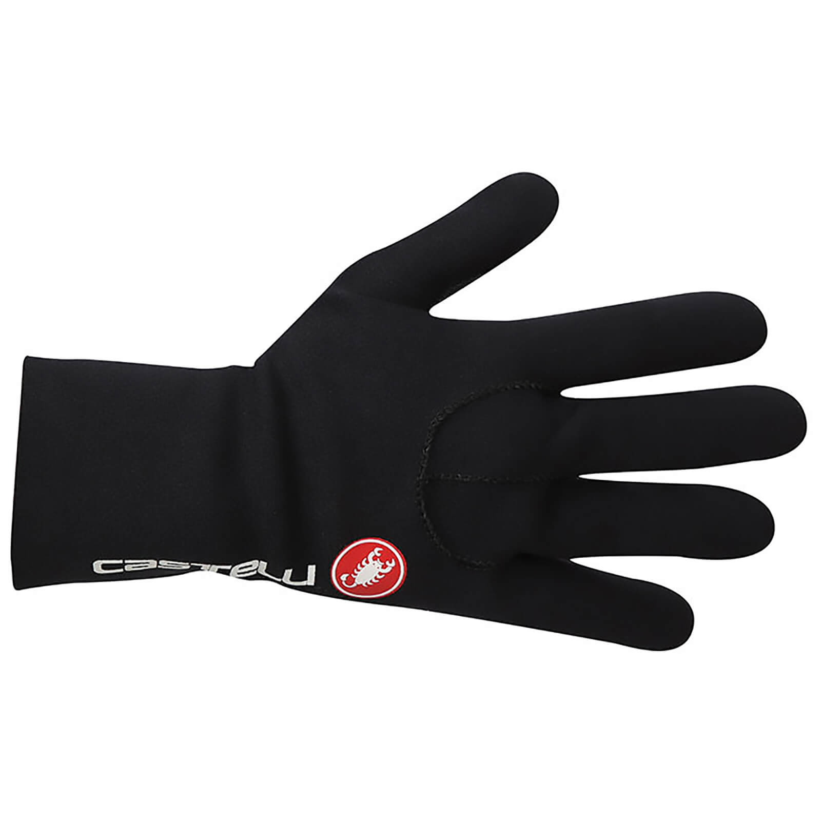 Castelli Diluvio Light Gloves - Black/Red
