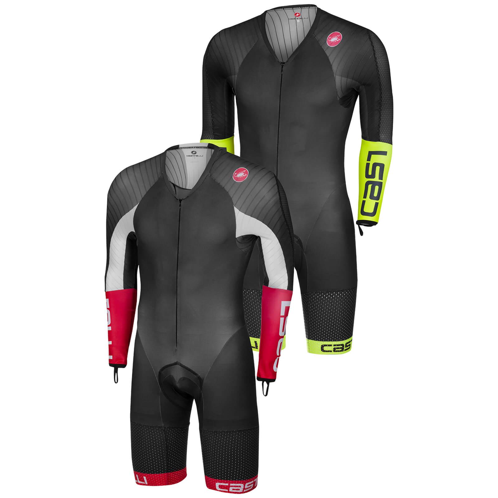 Castelli Body Paint 3 3 Speed Suit Probikekit Uk