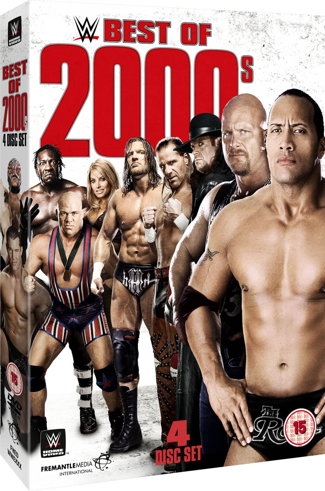 WWE: WWE Best Of 2000