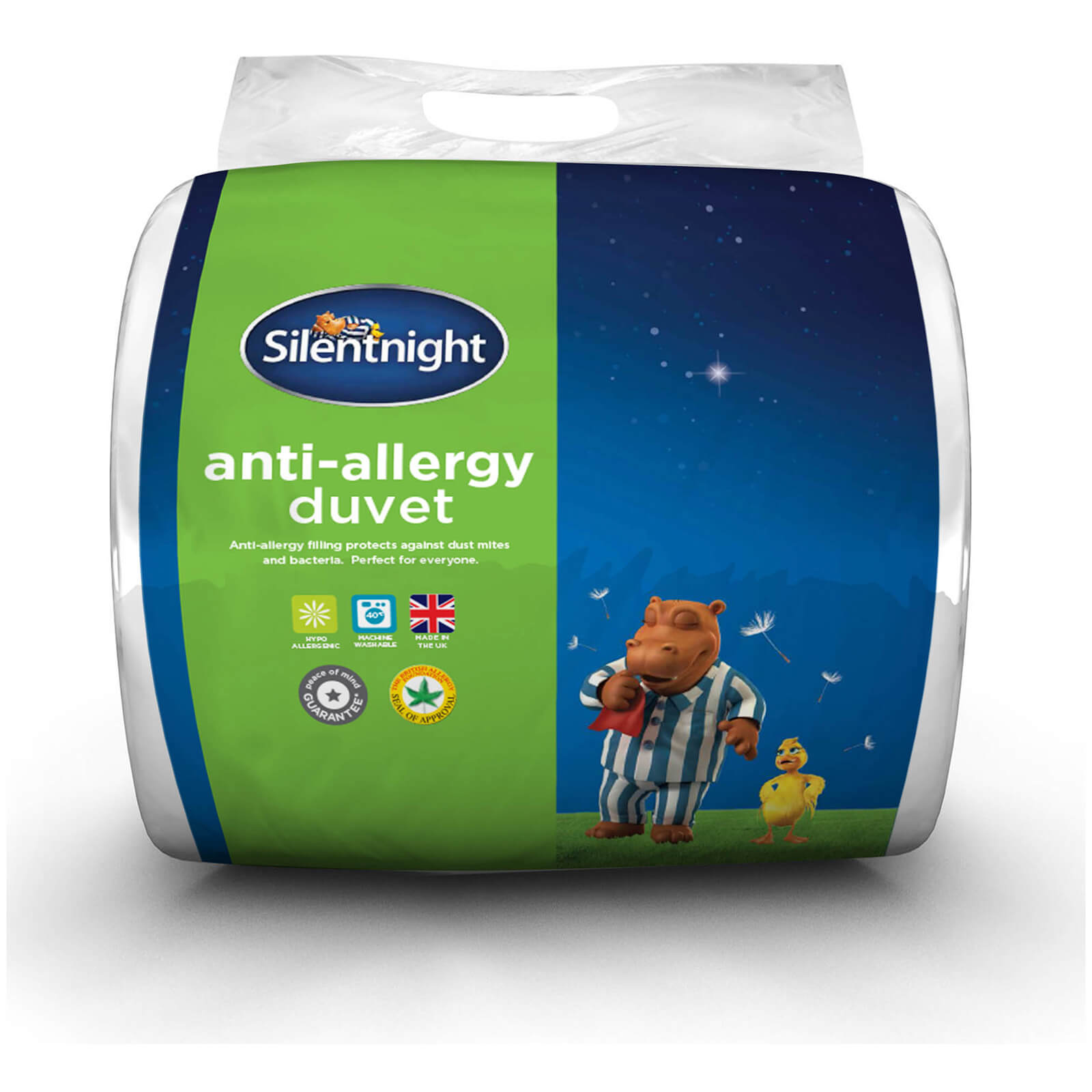 Silentnight Anti Allergy Duvet - 4.5 Tog
