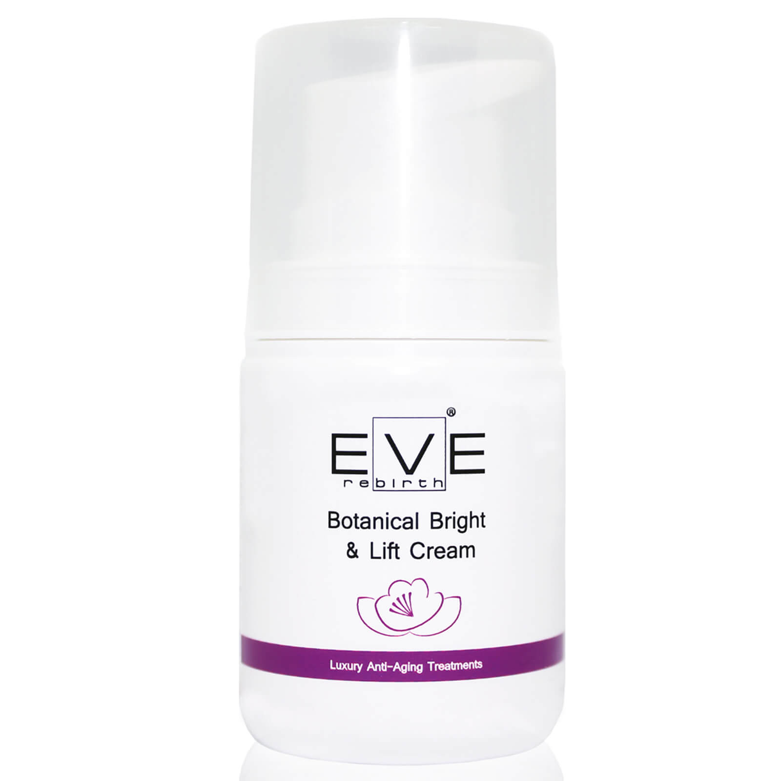 Eve Rebirth Botanical Bright Lift Cream Beautyexpert Sleep Buddy Set Bed Cover Square Cotton Sateen Extra Product Description