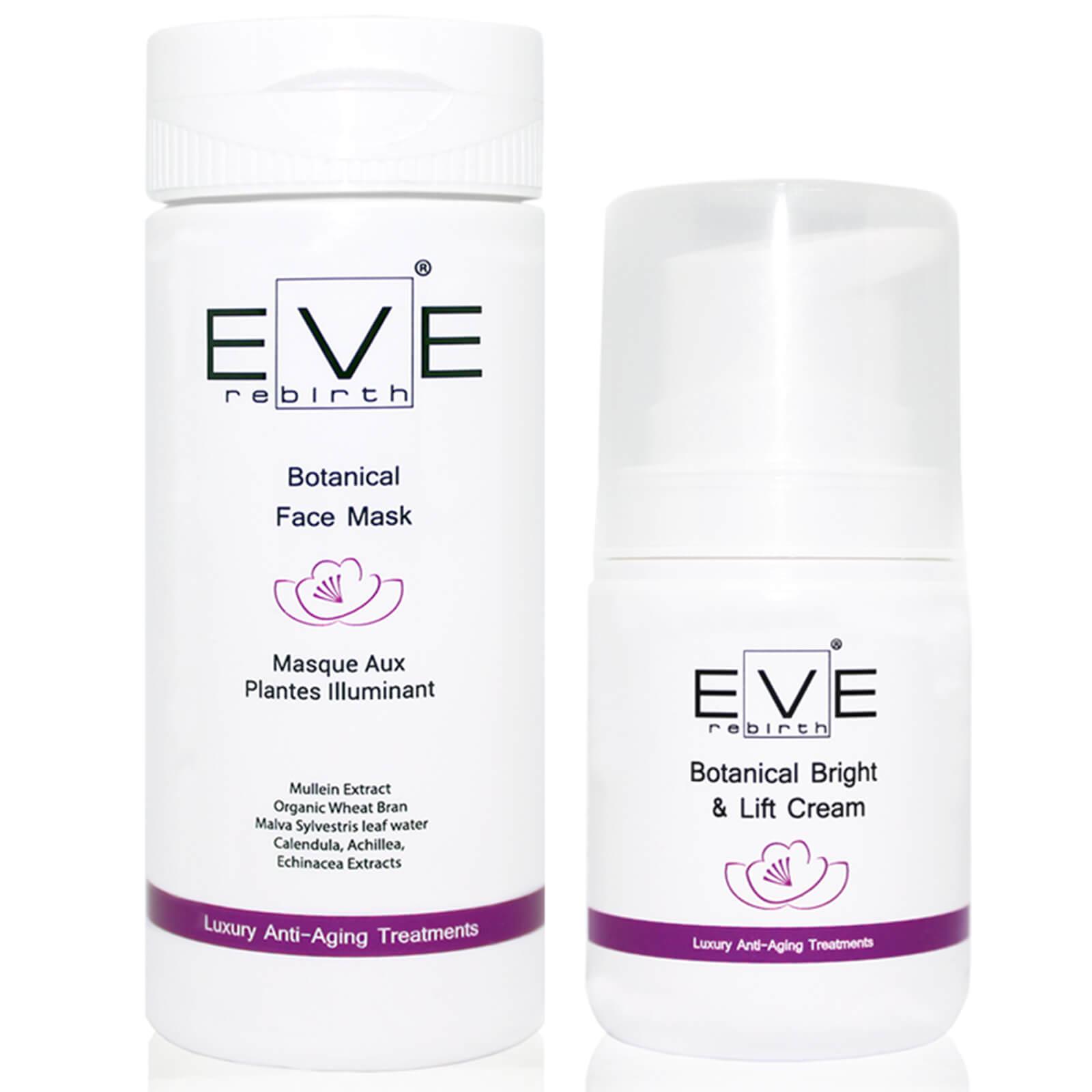 Eve Rebirth Botanical Face Mask Bright Lift Cream Diy Oxygen Sensor Simulator Carolina Hondas Product Description