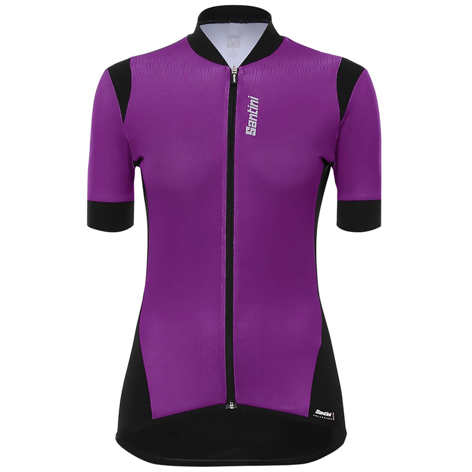 0dce370dc Santini Women s Wave Jersey - Violet
