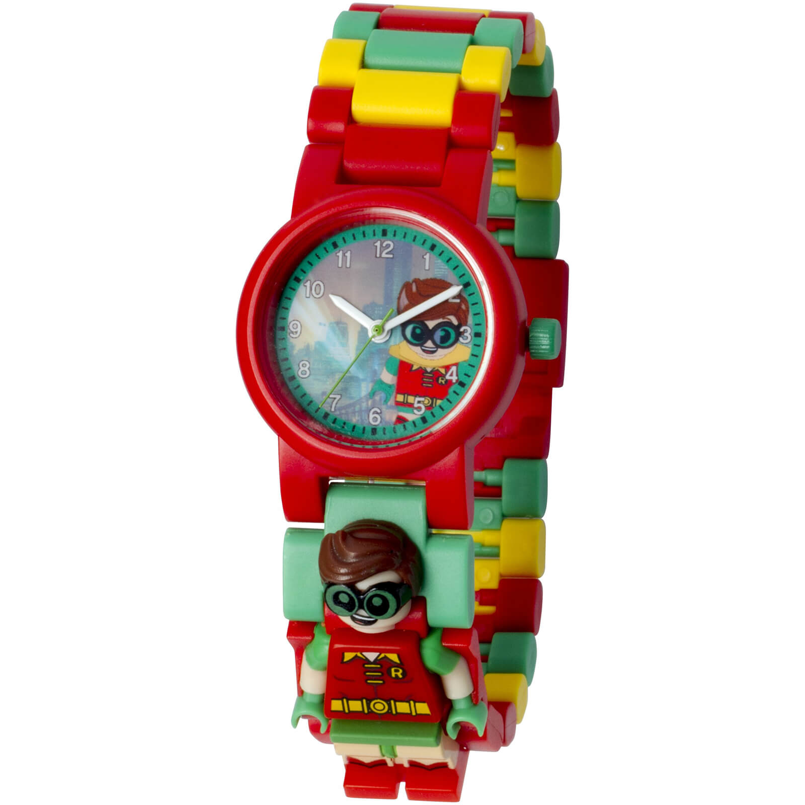 LEGO Batman Movie: Robin Minifigure Link Watch