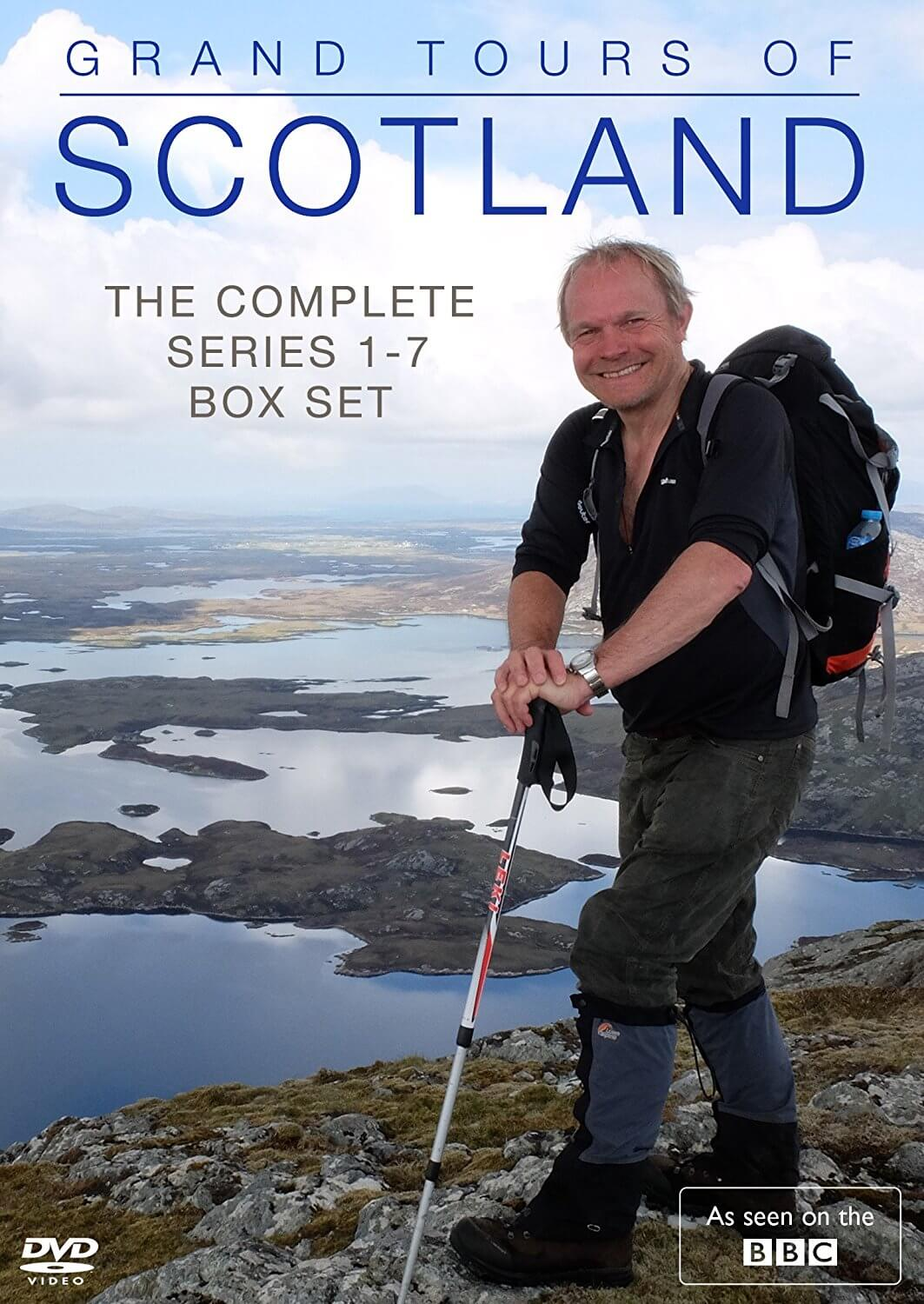 Grand Tours of Scotland - Series 1-7 Complete Boxset