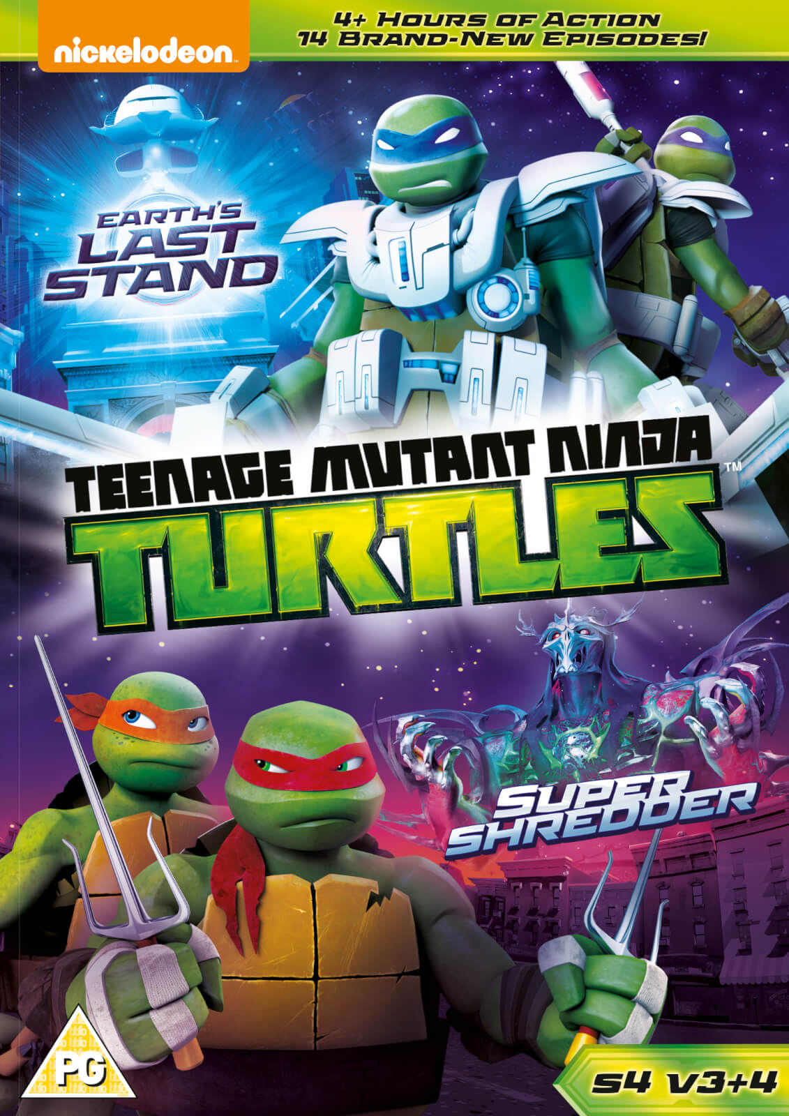 Teenage Mutant Ninja Turtles: Earth