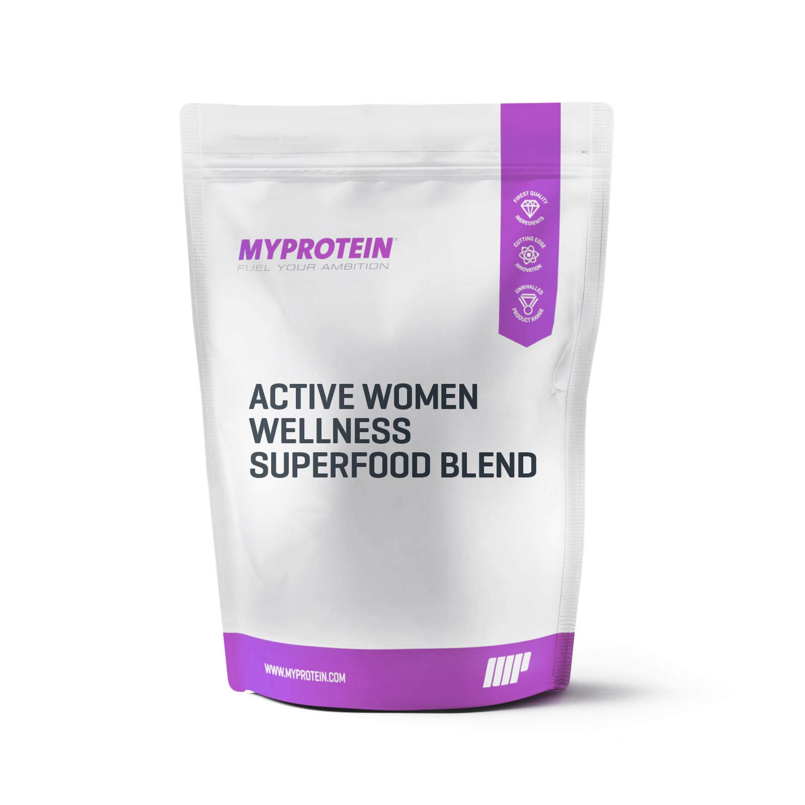 Active Women Wellness Superfood Blend, Banana & Coconut, 500g