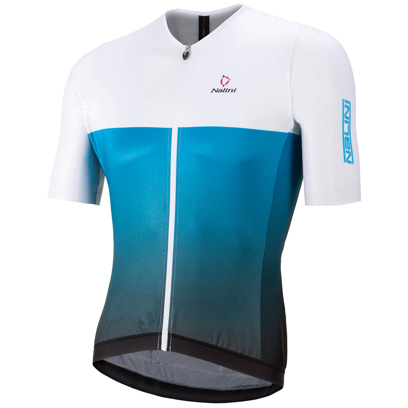 Nalini Black Ti Short Sleeve Jersey - Blue/White