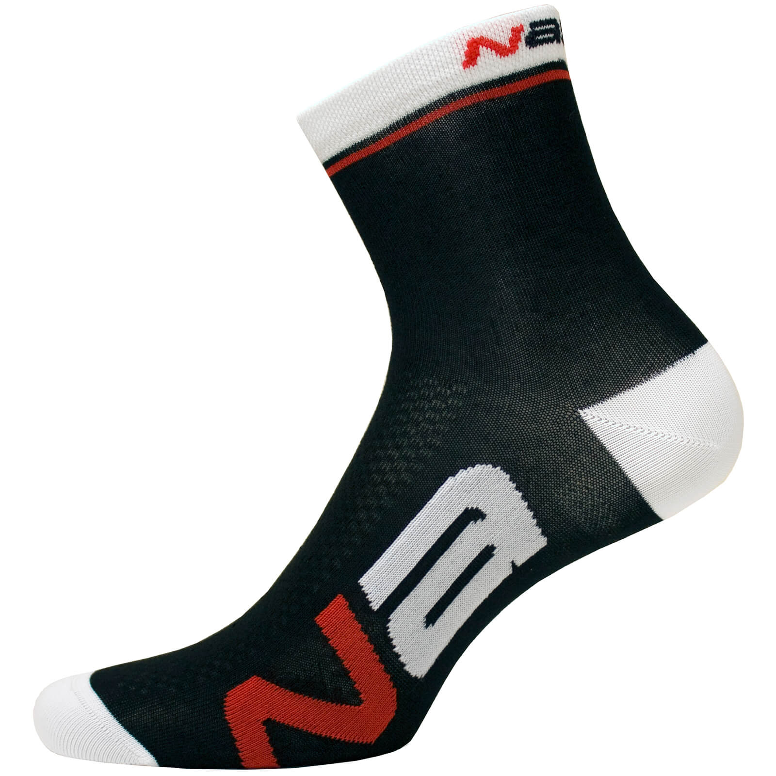 Nalini Logo Socks H13 - Black