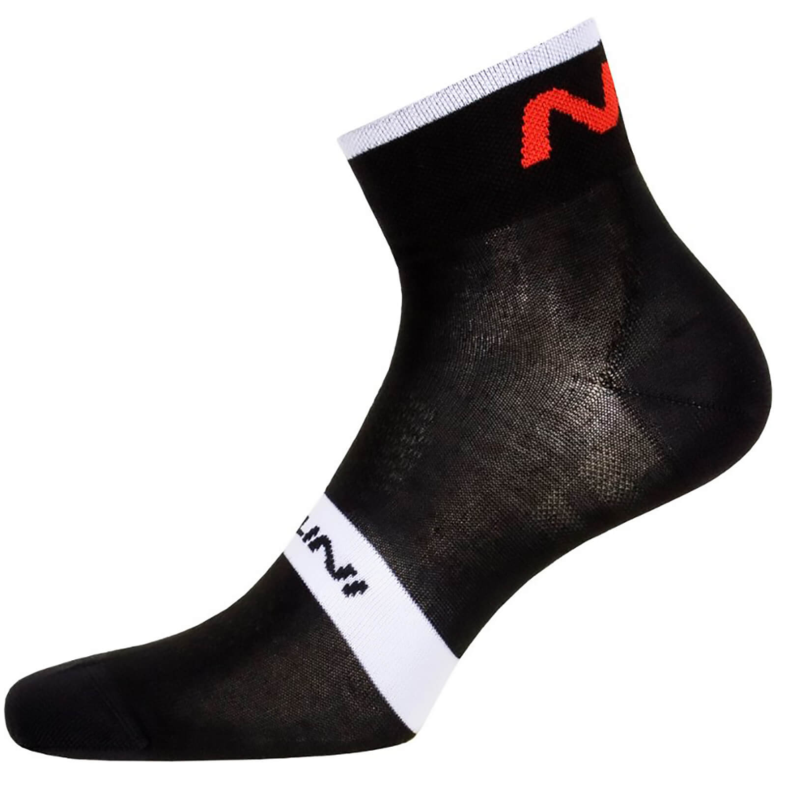 Nalini NA Socks H12 - Black/White