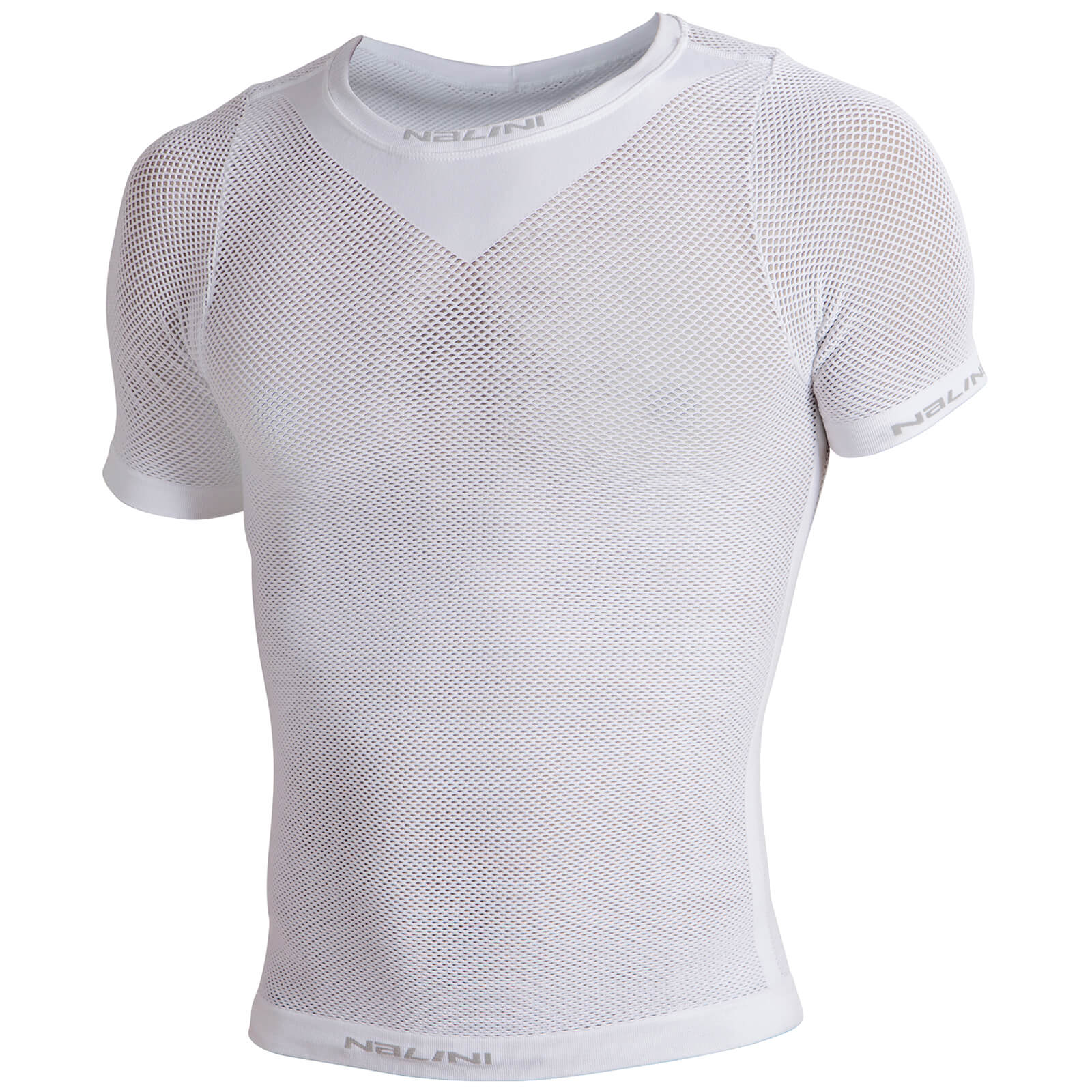 Nalini Hawk Short Sleeve Baselayer - White - One Size