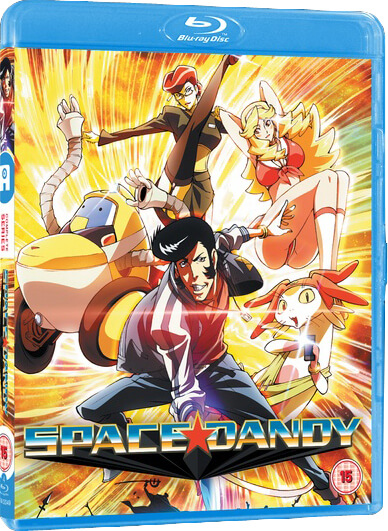Space Dandy - Complete
