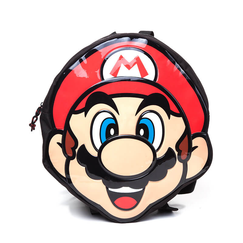 Nintendo Mario Shaped Backpack