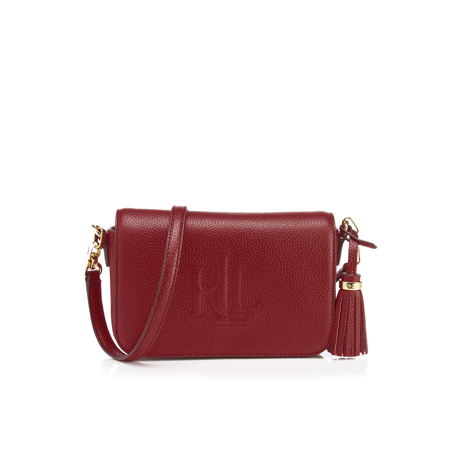 casual shoes many fashionable purchase cheap Ralph Lauren Women's Carmen Cross Body Bag - Red