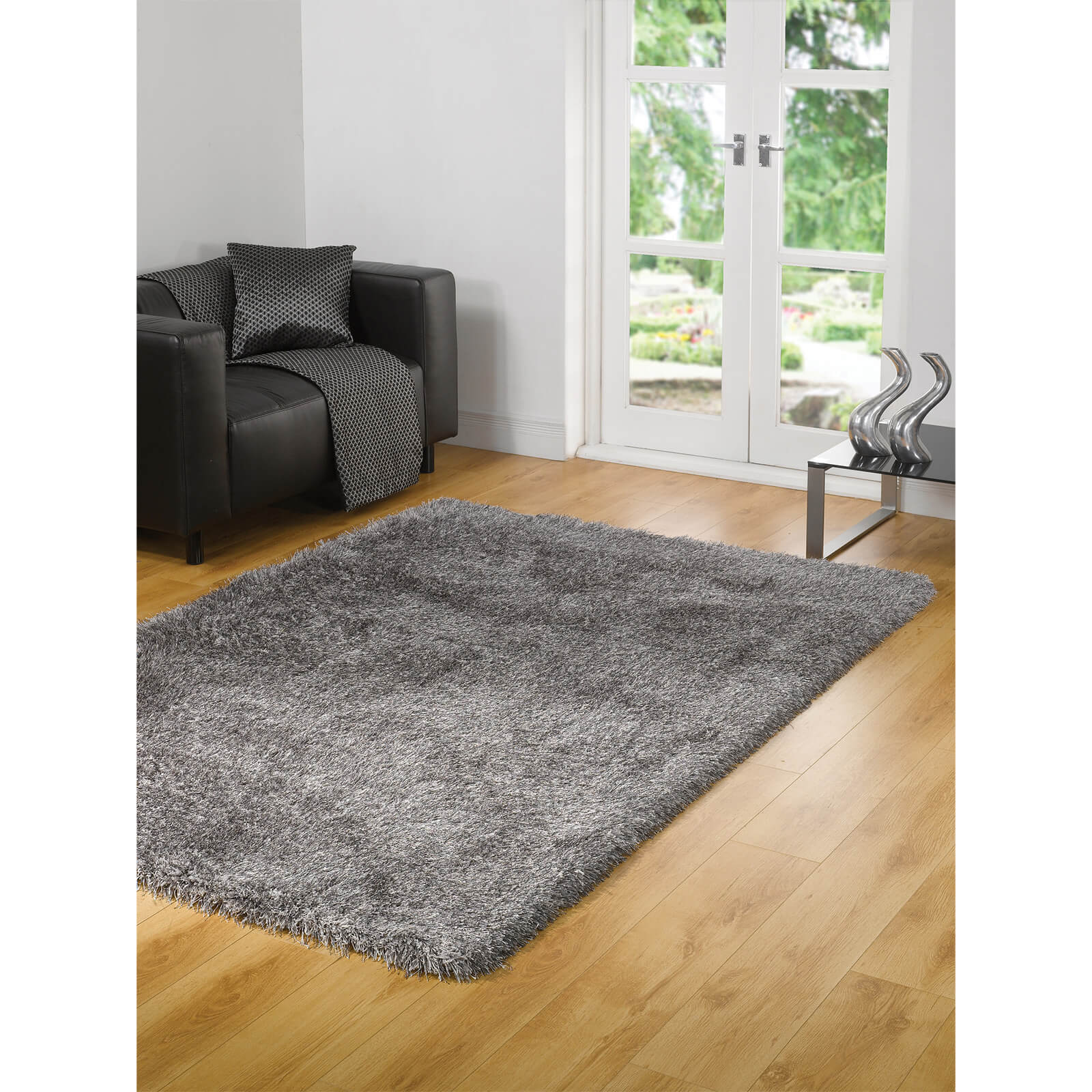 Flair Santa Cruz Rug - Summertime Grey Mix