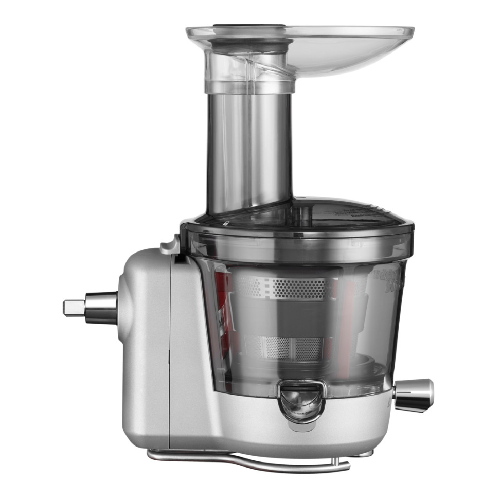 Maximum Extraction Slow Juicer And Sauce Attachment 5ksm1ja : KitchenAid 5KSM1JA Maximum Extraction Slow Juicer and ...