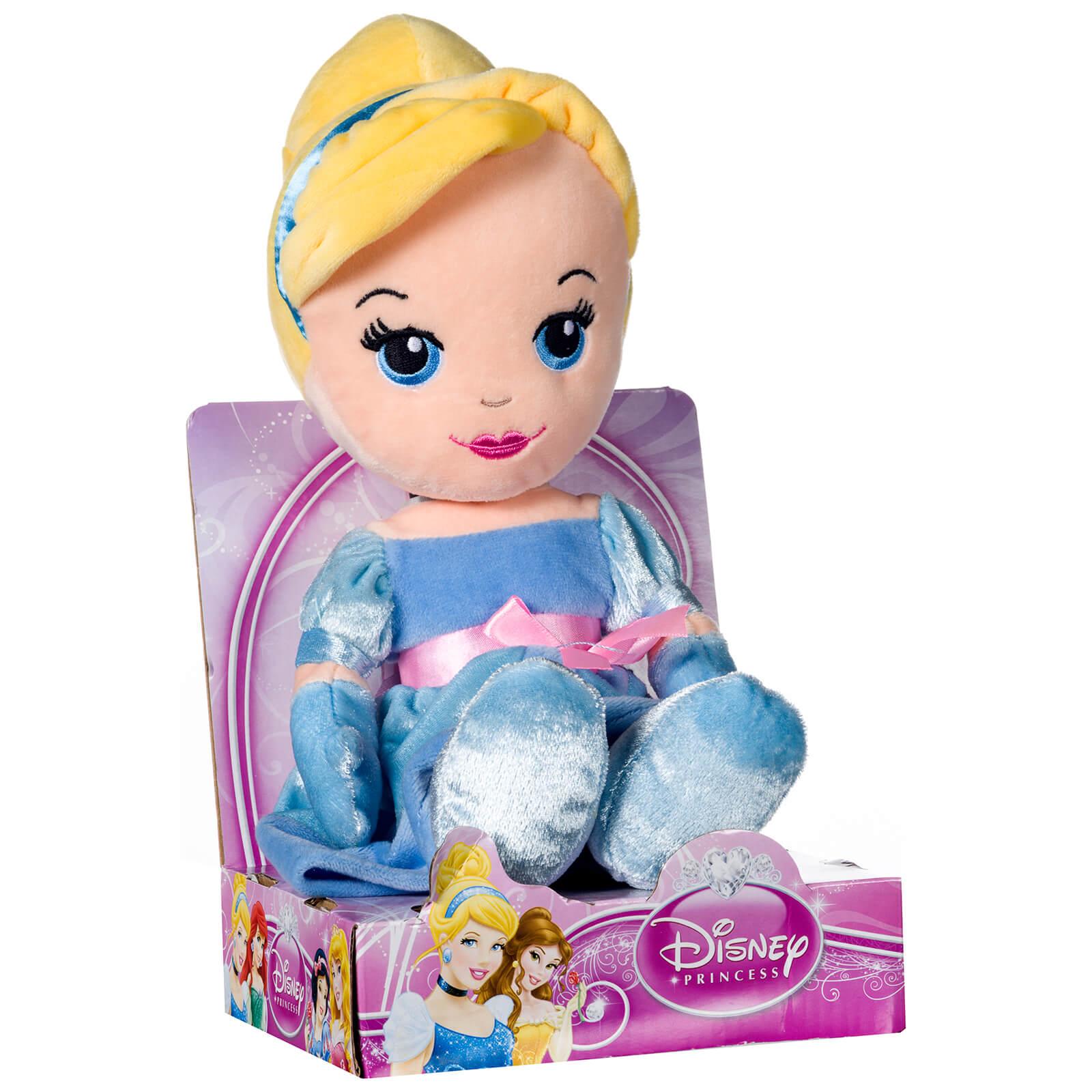 Cinderella Soft Toy Doll : Disney princess cute cinderella plush doll quot my geek box