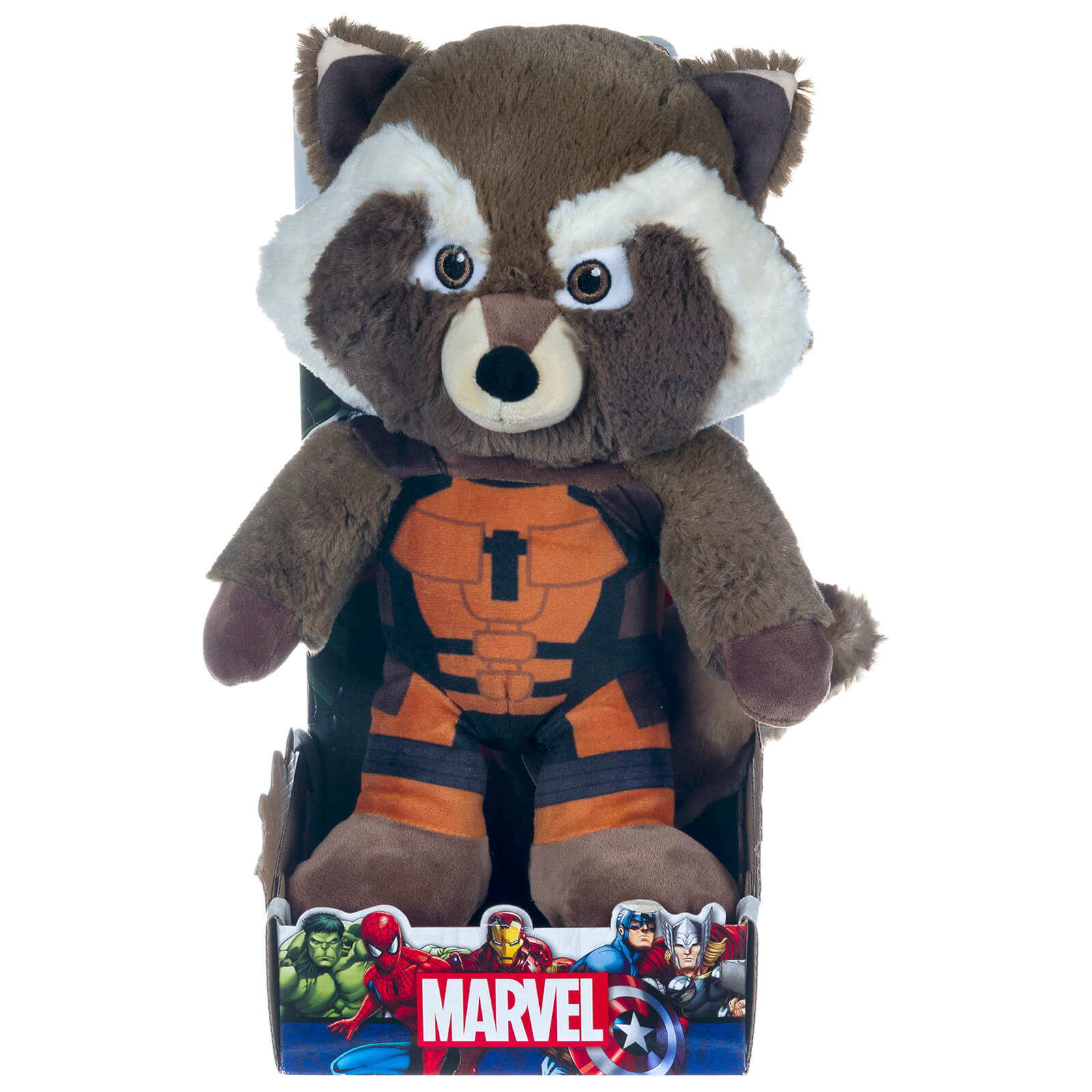 Marvel Avengers Plush Rocket Racoon 10""