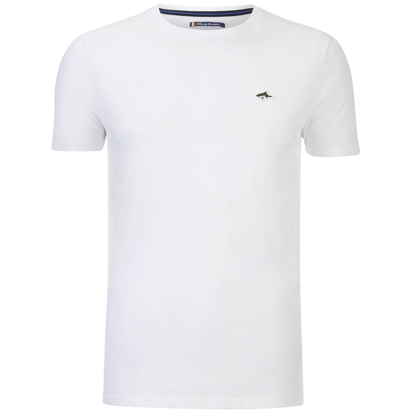 T-Shirt Homme Havelock Le Shark - Blanc