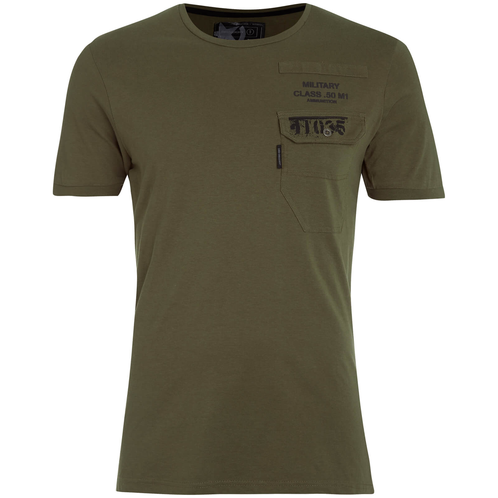 dissident men 39 s millcare pocket t shirt amazon khaki. Black Bedroom Furniture Sets. Home Design Ideas