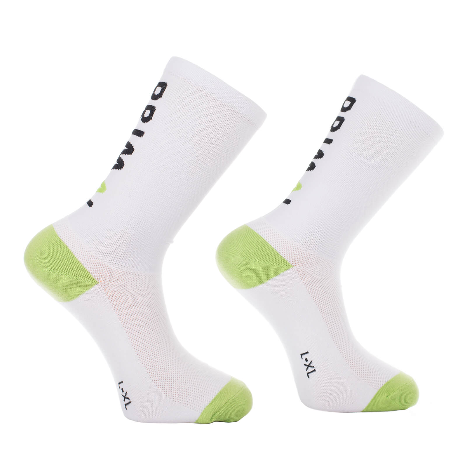 Primal Icon Tall Socks - White