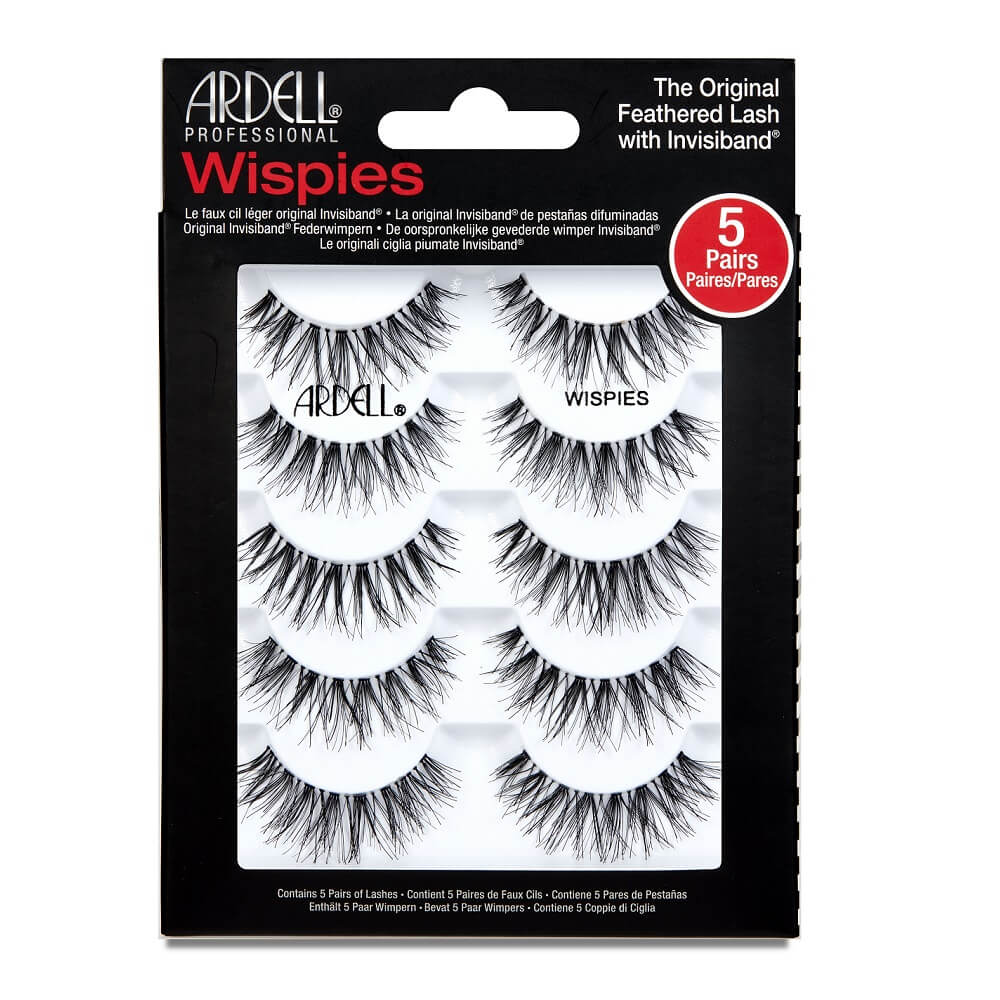 ce2b4e235ff Ardell Wispies False Lashes Multipack (5 Pack) | Free Shipping ...