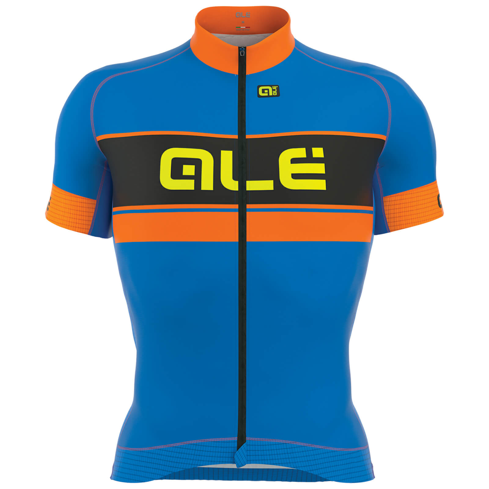 Alé Graphics PRR Bermuda Jersey - Blue/Orange