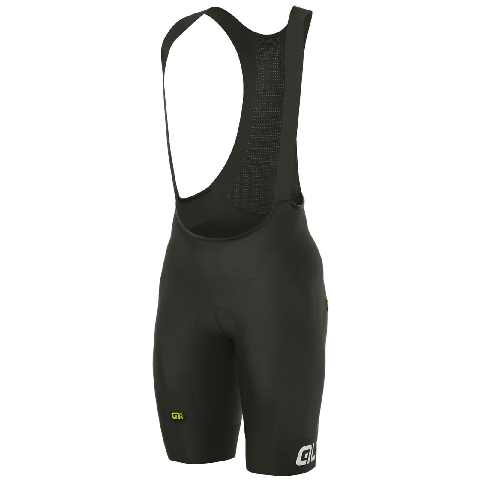 Alé PRR 2.0 Fusion Bib Shorts - Black/White