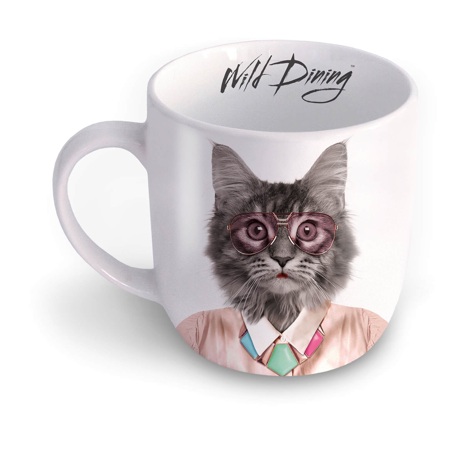Tasse Courtney Le Chat - Wild Dining