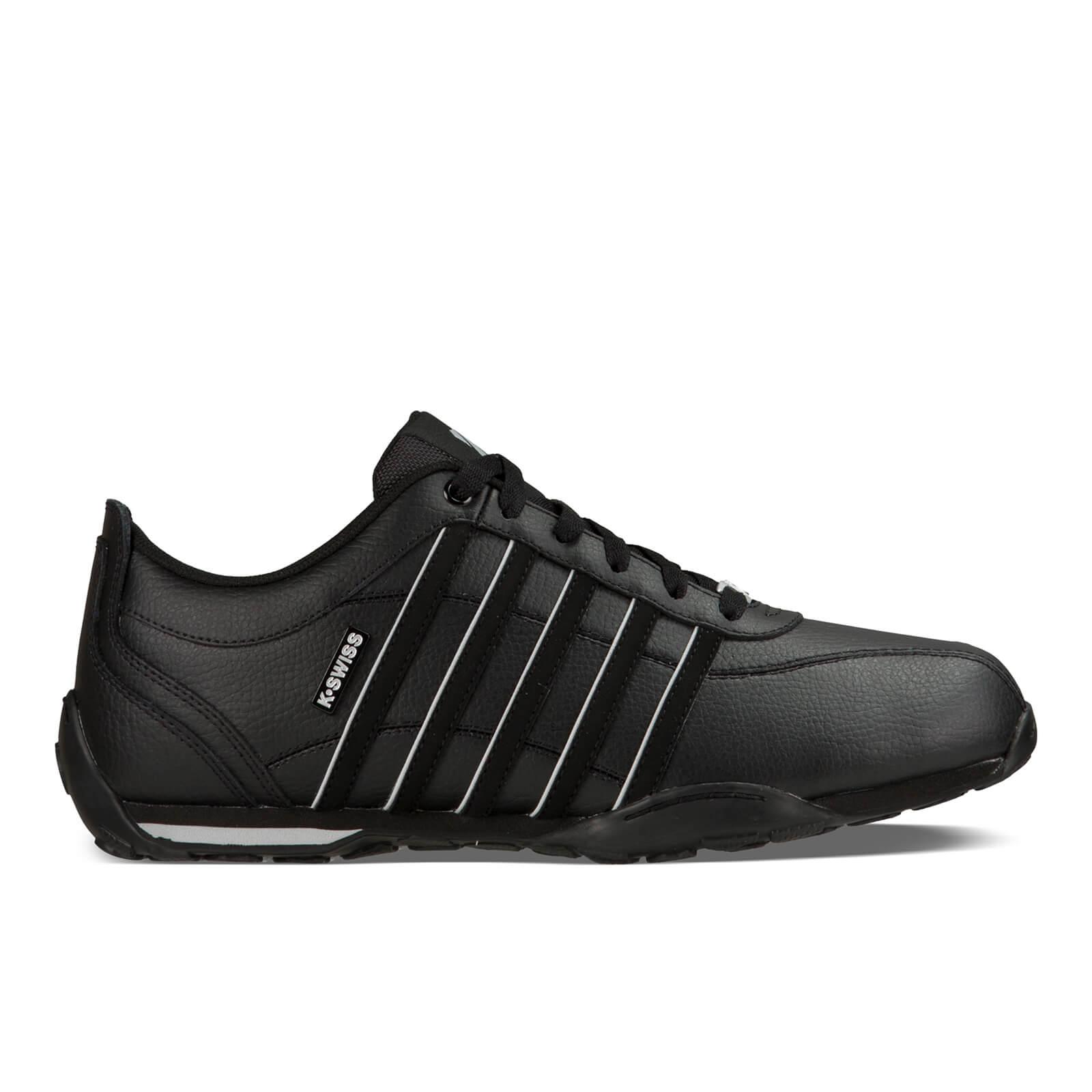 Black K-Swiss Mens Arvee 1.5 Trainers