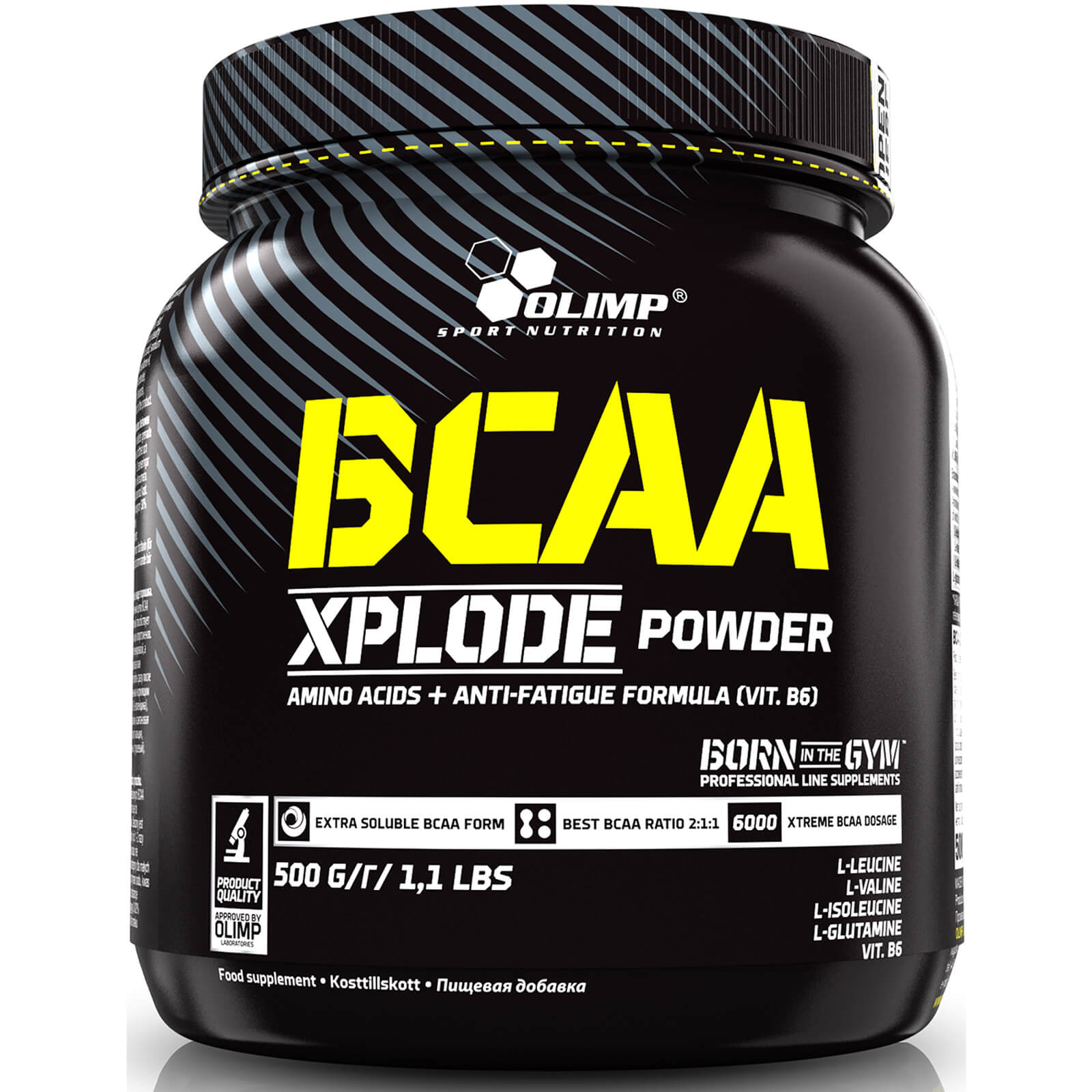 Olimp BCAA Xplode 500g - Fruit Punch
