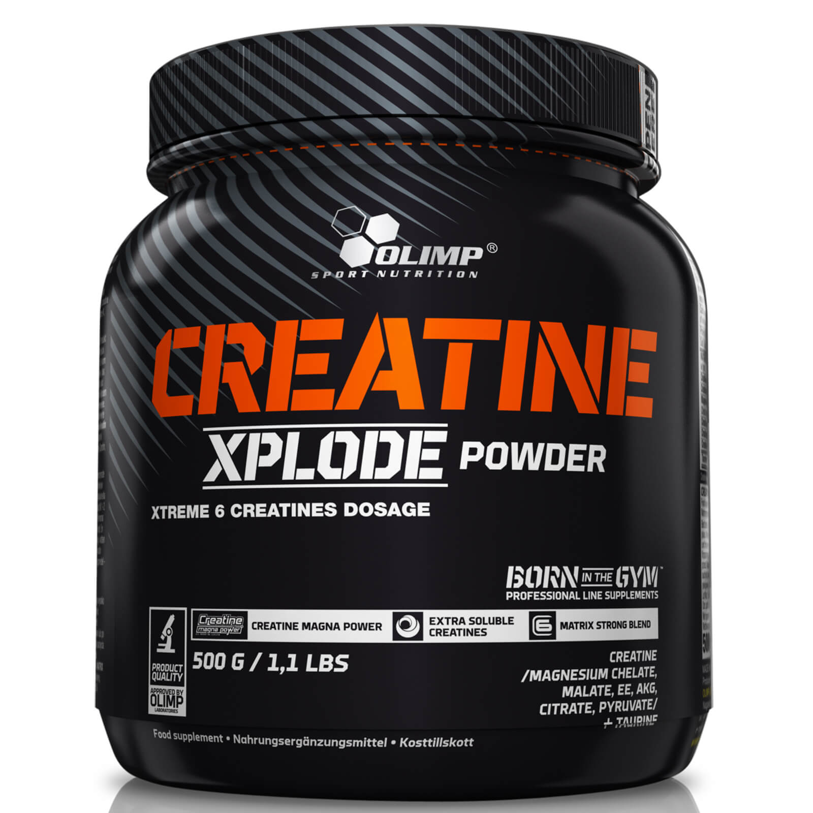 Olimp Creatine Xplode 500g - Grapefruit