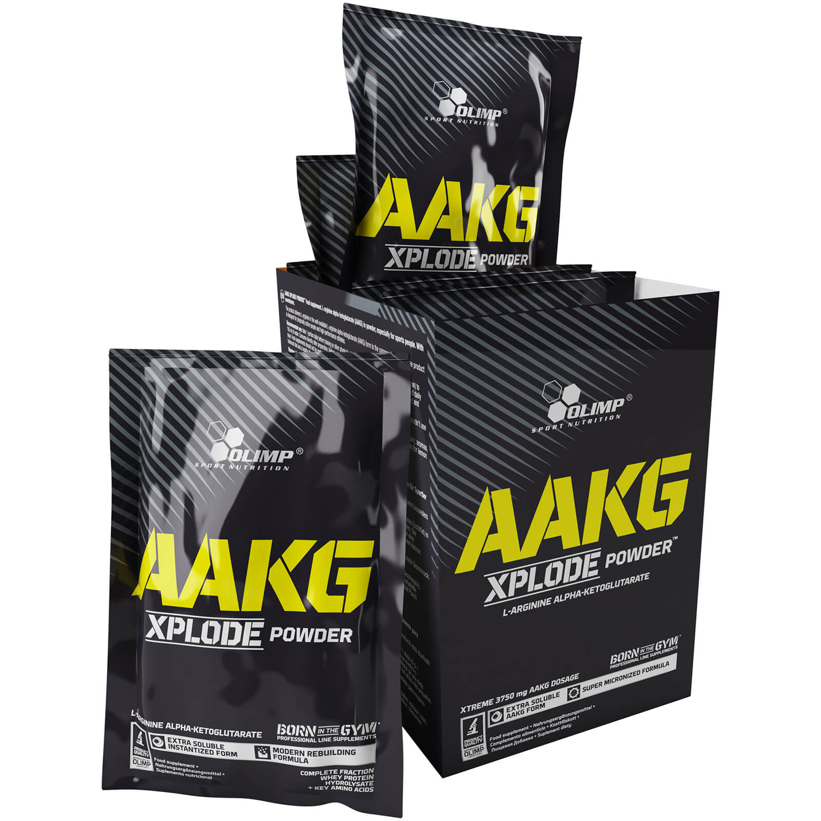 Olimp AAKG Xplode 150g - Orange