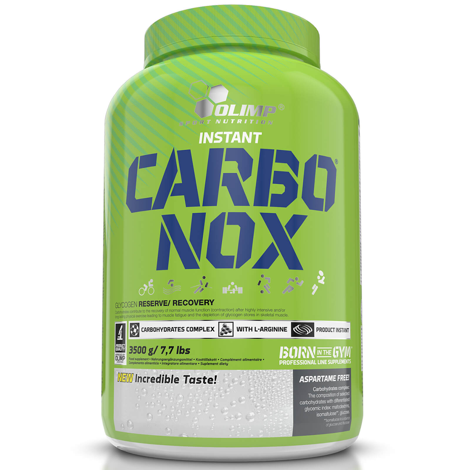 Olimp Carbo NOX 1kg - Grapefruit
