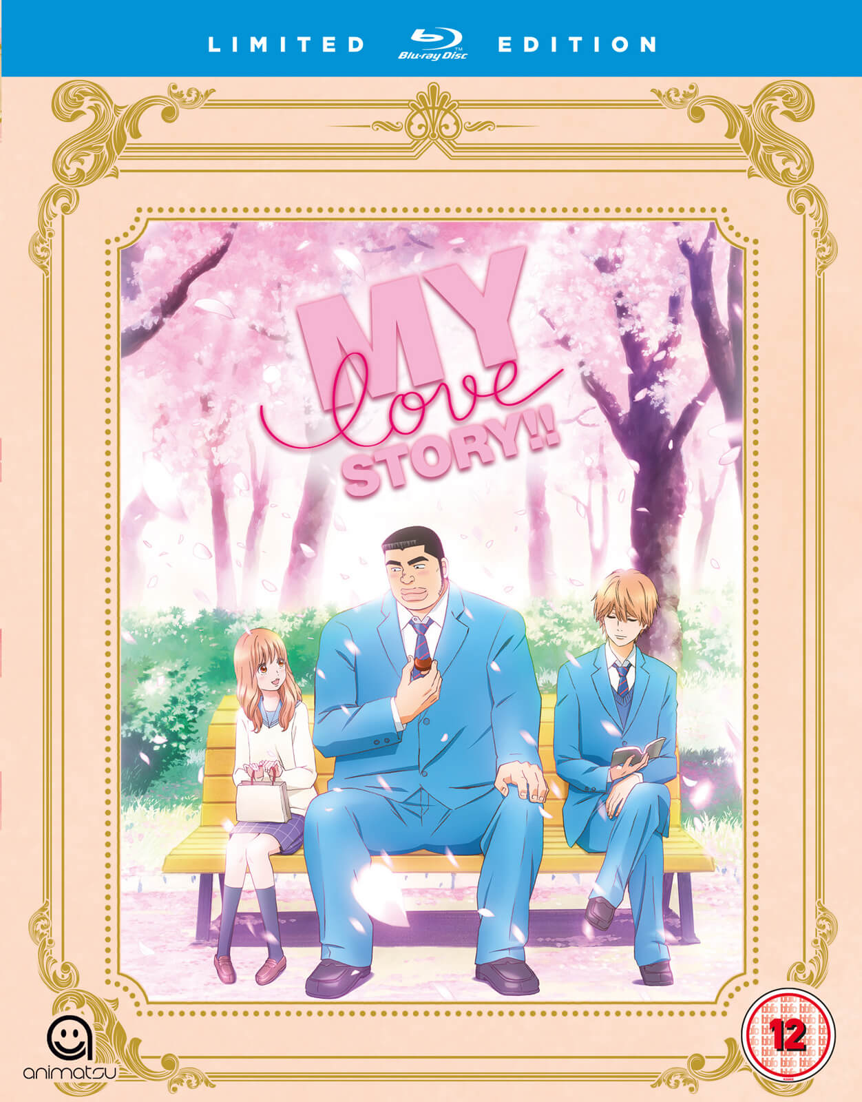 My Love Story (Ore Monogatari) Complete Collection - Collector