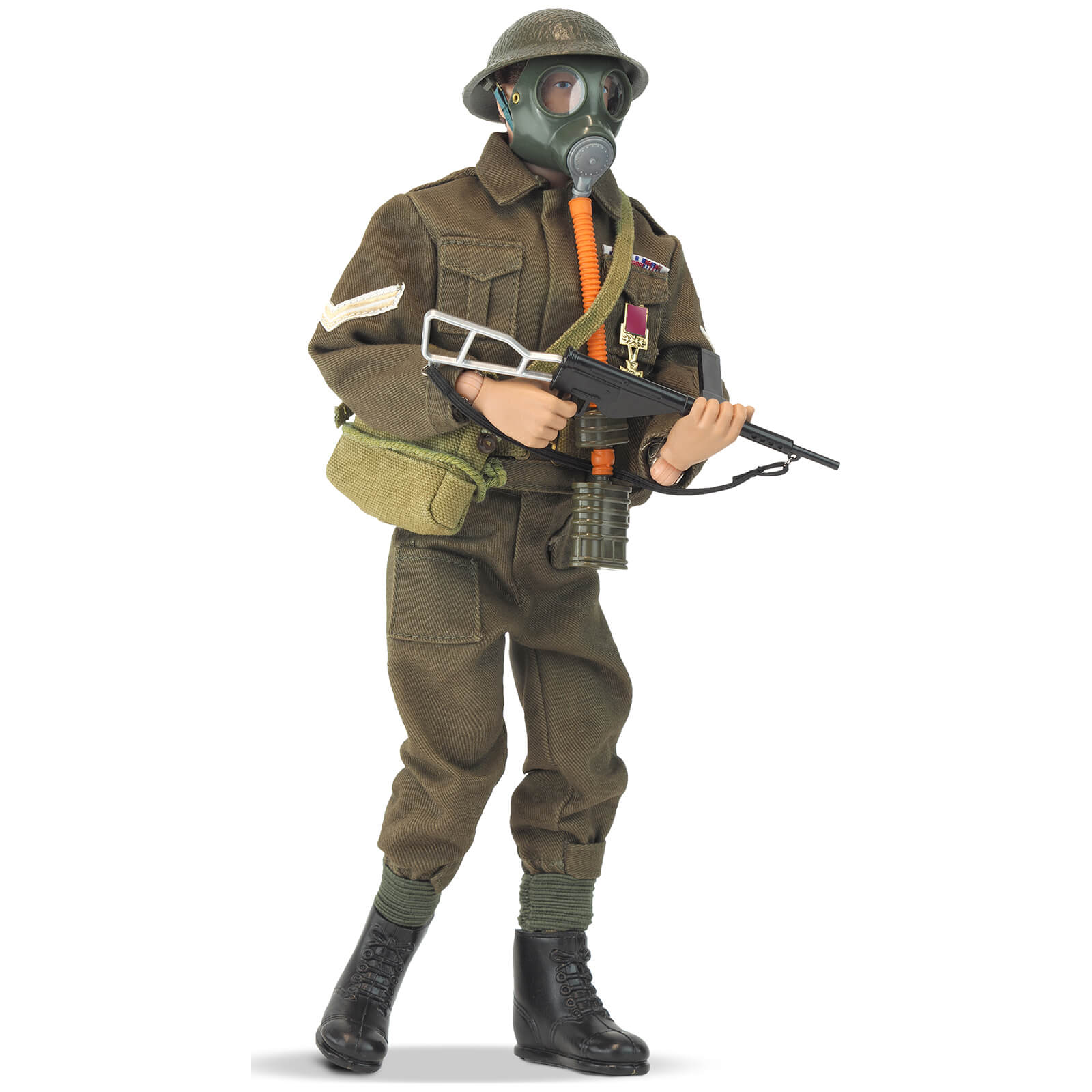 Action Man British Infantryman Figure