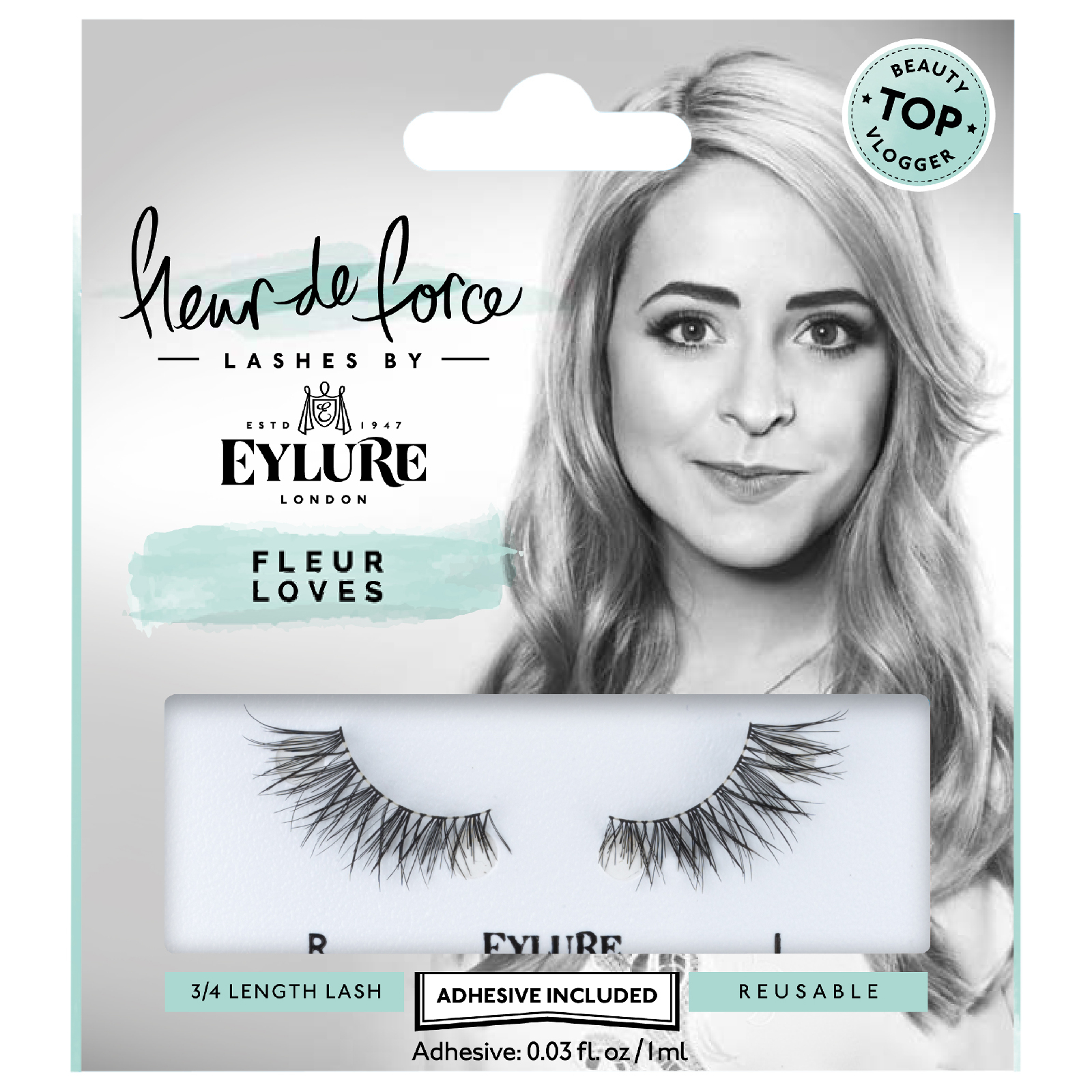 c0b52fbcdd7 Fleur de Force By Eylure Lashes - Fleur Loves | Free Shipping |  Lookfantastic