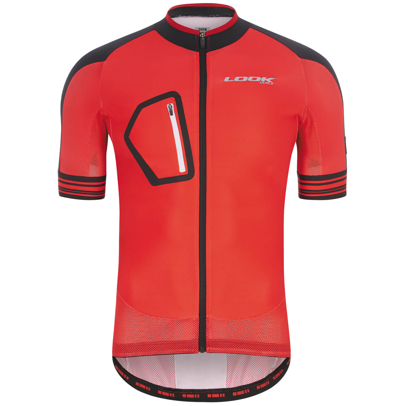 Look Ultra Jersey - Black/Red