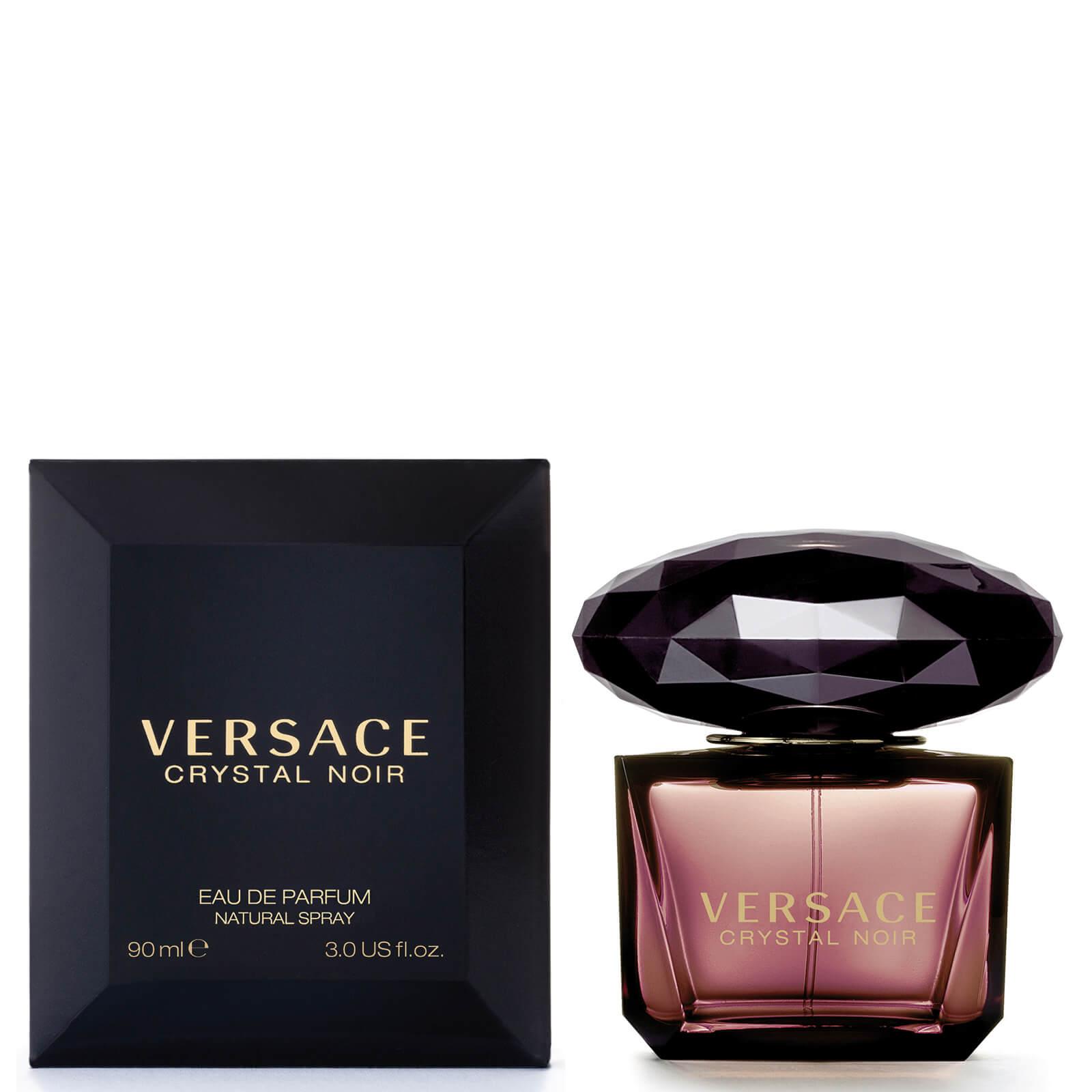 Spray Versace Crystal Noir Eau de Parfum 90 ml