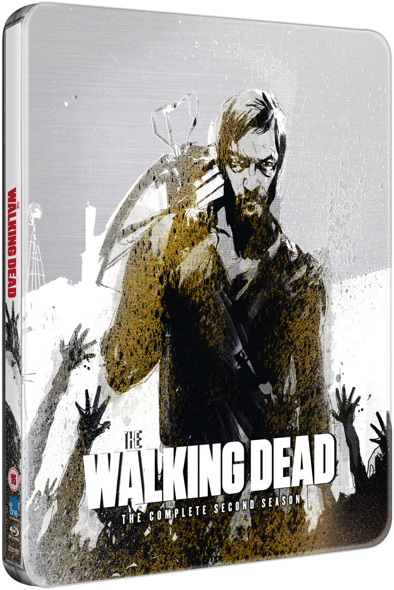 The Walking Dead Season 2 Limited Edition Steelbook